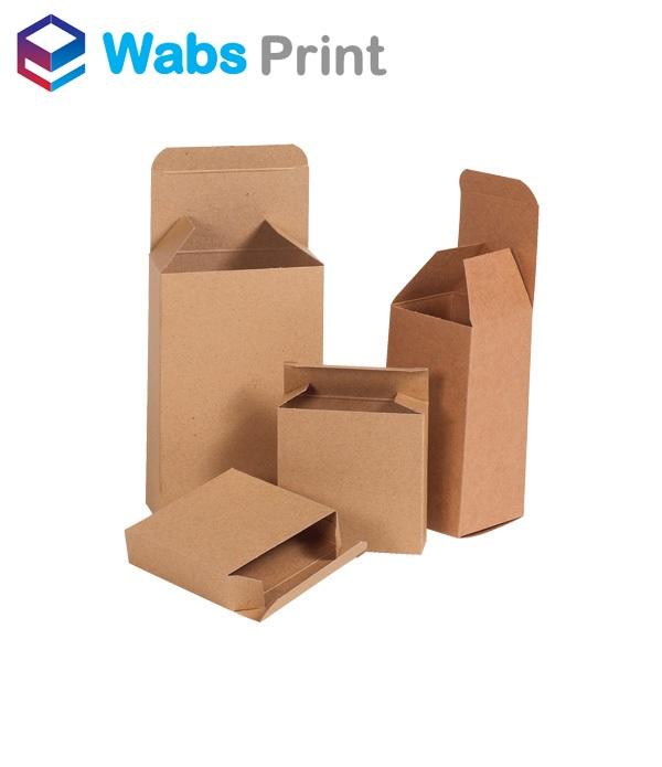 Folding cardboard Box