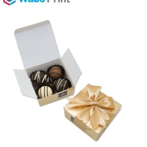 custom Chocolate Box packaging
