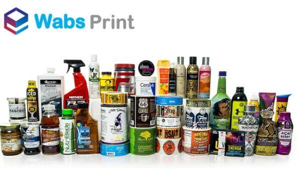 custom labels uk