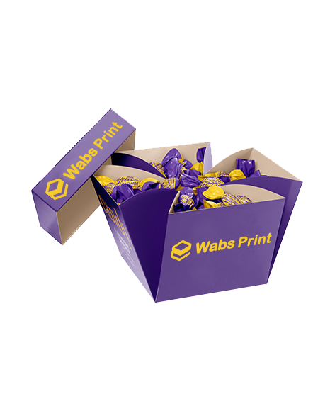 Buy sweets Boxes - personalised sweets box
